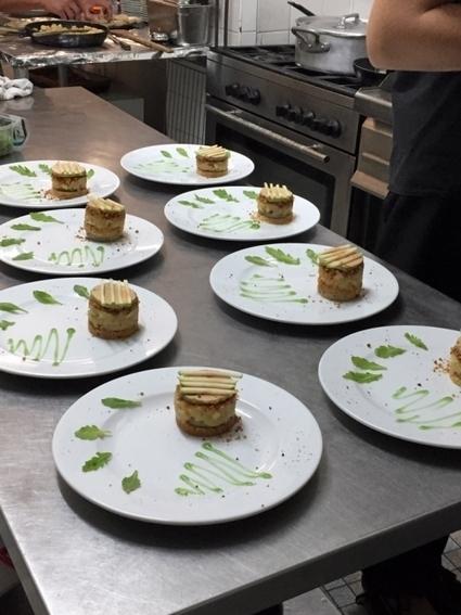 Espalion : les talents de la cuisine sur les pas de Top chef | L'info tourisme en Aveyron | Scoop.it