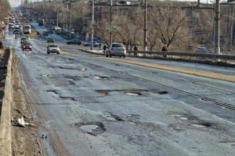 Los Angeles Roads – Ground Zero for Potholes | Auto Insurance News | Scoop.it