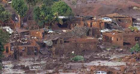 Le Brésil réclame 5 milliards d'euros à BHP et Vale pour la rupture d'un barrage | Pierre-André Fontaine | Scoop.it