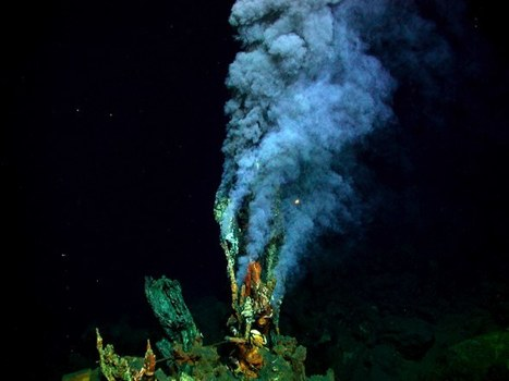 Hydrothermal Origin-of-Life Chemistry Is Unlikely | Conformable Contacts | Scoop.it