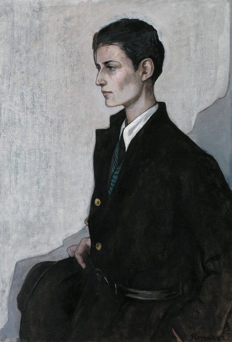 A Lesbian Artist Who Painted Her Circle of Women at the Turn of the 20th Century | Bouts de culture | Scoop.it