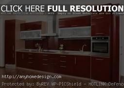 Tips On Choosing Kitchen Cabinets - AnyHomeDesign   home design   Scoop.it