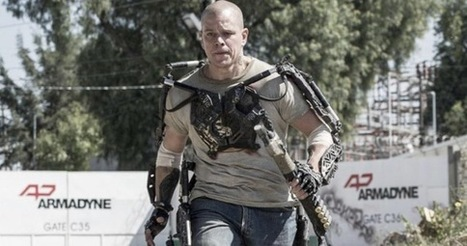 New 'Elysium' Trailer Offers an Extended Look at Neil Blomkamp's Sci-Fi Film - Screen Rant   Entertainment   Scoop.it