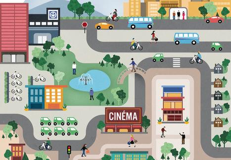 La ville du 21e siècle : sans voitures et fonctionnelle - Nouveau Projet - Idées, récits et modes d'emploi pour le 21e siècle | Innovations sociales | Scoop.it