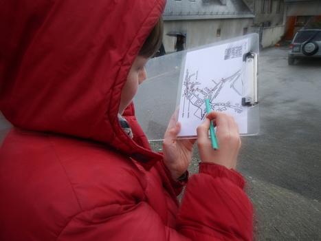 Une chasse au trésor réussie à Vignec - Pays d'Art et d'histoire #vpah   Vallée d'Aure - Pyrénées   Scoop.it