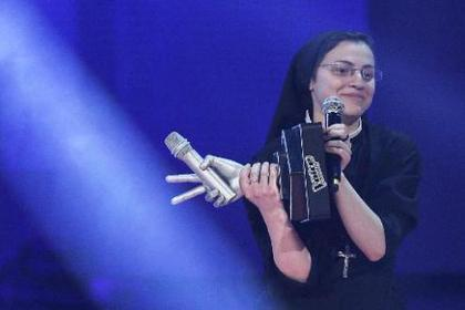 Catholic Nun Wins Italian Television Talent Show | Wetinhappen Magazine | wetinhappenmagazine | Scoop.it