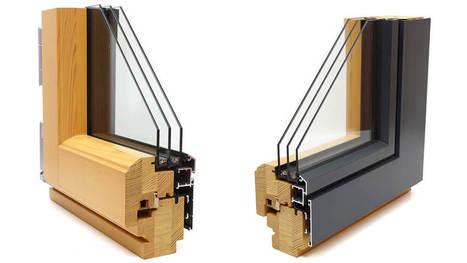 Prix d'une fenêtre mixte bois alu | Fenêtre | Scoop.it