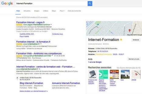 Google a supprimé les rich snippets (adresses et numéros) des résultats locaux   Référencement, SEO, SEA   Scoop.it
