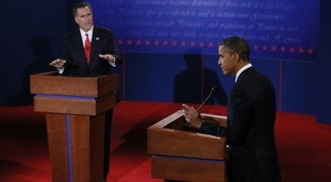 Romney, the debate and education | Education in America | Scoop.it