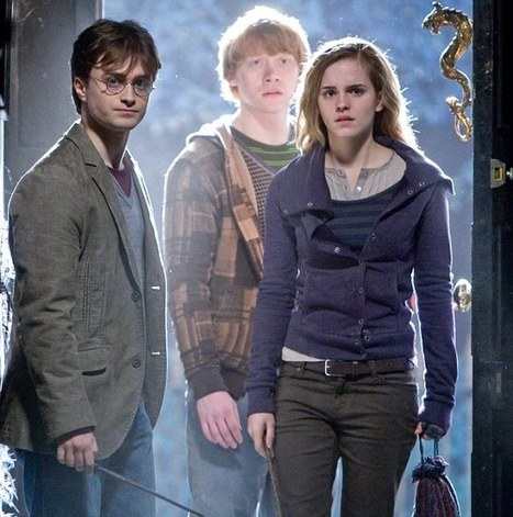 New Harry Potter book to be released in July | Libraries, Books, and Writing | Scoop.it