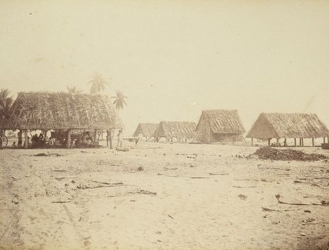 Four rare photographs of Olohega: Tokelau language week 2013 |  Te Papa | Océanie | Scoop.it