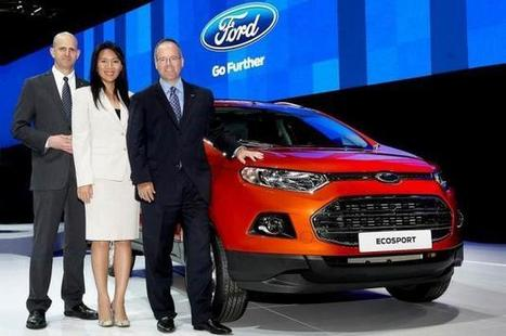 Ford to maintain Thai investment despite baht's strength - The Nation | Com Resi Real Estate | Scoop.it
