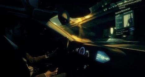 La réalité augmentée se substitue au GPS pour une conduite intelligente | Homo Numericus Bis | Scoop.it