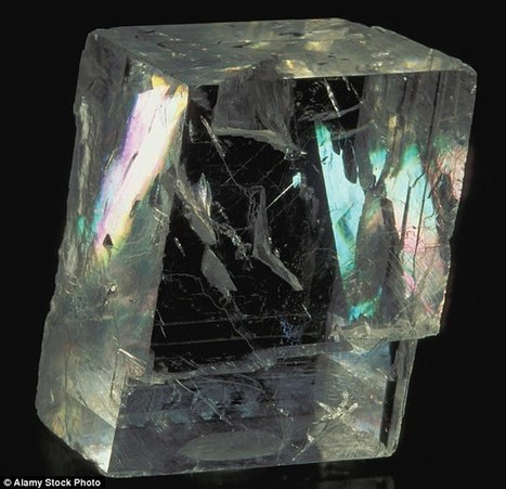Did the Vikings use crystal 'sunstones' to discover America?   Higher Education Research   Scoop.it