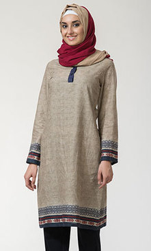 Versatile Muslim Tunics Are for Everyone | Islamic Clothes Online | Scoop.it