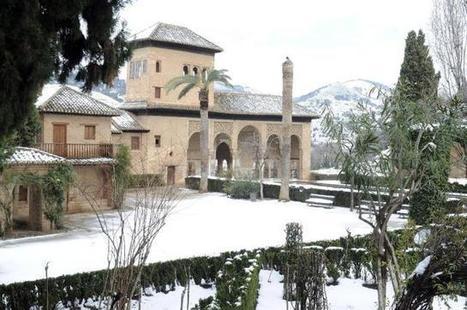 La Alhambra abre excepcionalmente en noviembre las habitaciones del Emperador | DOCUARCH | Scoop.it