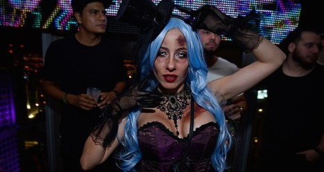 Halloween 2016: Nine Fancy Miami Galas to Work That Costume | Business News & Finance | Scoop.it