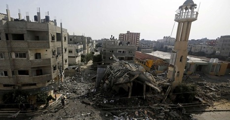 Israel Airstrike Hits Gaza Mosque, Death Toll Tops 120 | Digital-News on Scoop.it today | Scoop.it