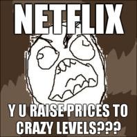 "Netflix price hike creates social media firestorm   ZDNet   ""Social Media""   Scoop.it"