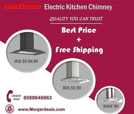 Experience new shopping destination with monjardeals | Monjar Deal a Complete Best Price Online store in INDIA for Home Appliances | Scoop.it