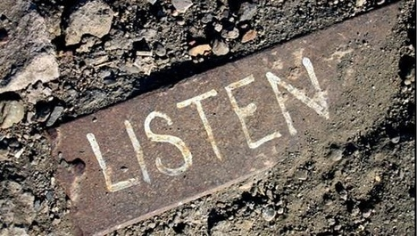 What Gets in the Way of Listening | Mediocre Me | Scoop.it