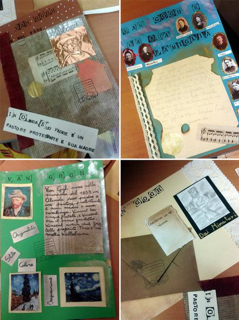 Studiare con lo scrapbooking – DidatticarteBlog | Educação Tecnológica | Scoop.it