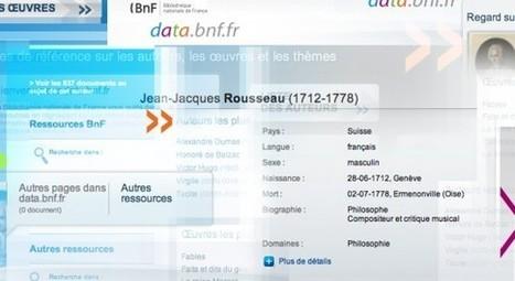 De la description des documents à l'exploitation des données: le projet data.bnf.fr | Music is data | Scoop.it