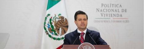 Plan oficial del Gobierno Federal | Vivienda social en México | Scoop.it