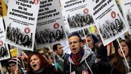 Marcha en Madrid contra la Ley Wert | Los intereses politicos en educacion | Scoop.it