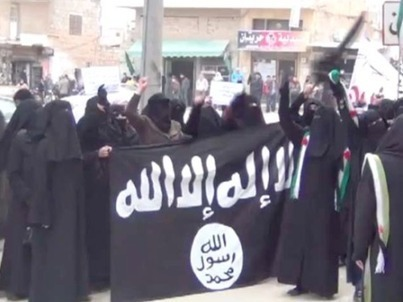 Al-Qaeda Ladies' Choir Struts Its Stuff in Rebel Syria | The greatest weapon is not a gun. Nor it is nuclear. It is information control | Scoop.it