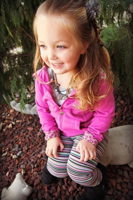 Confetti Kisses: Mix and Match Fashions for Girls | Parenting | Scoop.it