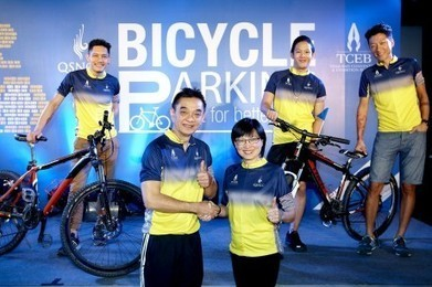First Convention Center with own Bicycle Park | Tourism-Insider | Meet Green & Cheers! | Scoop.it