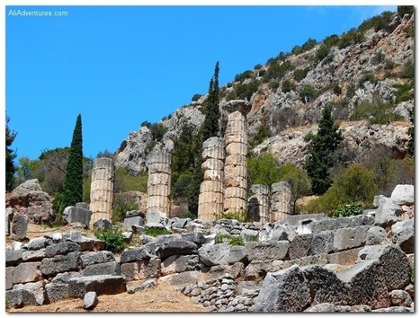 The Day I Didn't See the Oracle of Delphi, Greece | Ali's Adventures | Travel Zoo | Scoop.it