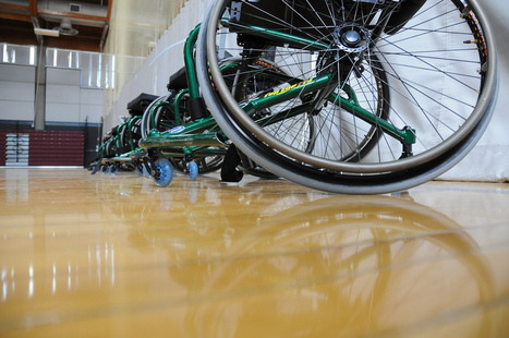 Wheels: Journeys in Paralympic Sport - Blogs - The Independent | Sports Entrepreneurship – Maas 4004376 | Scoop.it