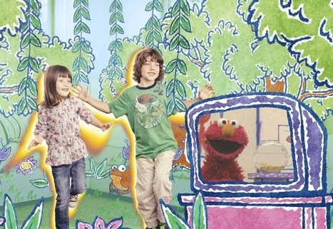 Why Kids (and Parents) Will Love Kinect Sesame Street TV | Transmedia: Storytelling for the Digital Age | Scoop.it