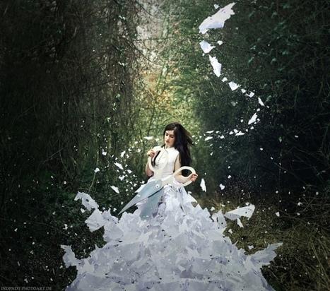 Dramatic & Surreal Portraits That Evoke Fantasy Worlds | Backlight Magazine. Photography and community. | Scoop.it