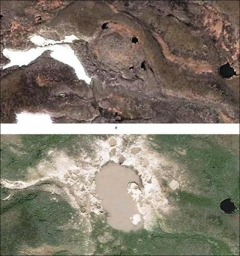 The Mysterious Giant Craters of Siberia | Strange days indeed... | Scoop.it