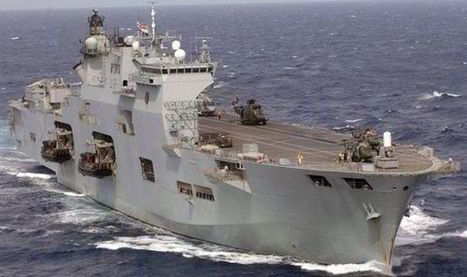 Royal Navy is now 'too small' to protect Britain | Referendum 2014 | Scoop.it