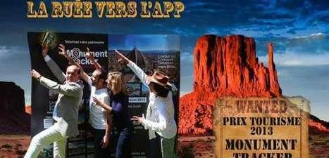 Prix Tourisme 2013 pour Monument Tracker | Monument Tracker application mobile tourisme de valorisation du patrimoine | Ecriture mmim | Scoop.it