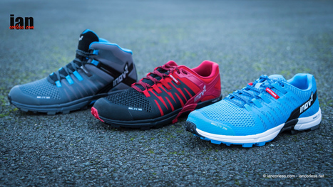 inov-8 – The New #ROCLITE Trail Shoes 290, 305 and 325 First Impressions   Talk Ultra - Ultra Running   Scoop.it