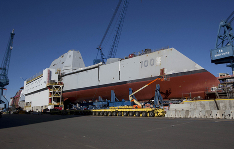 Maine christening of USS Zumwalt a milestone for Navy | Politically Incorrect | Scoop.it