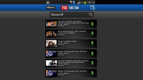 Youtube Downloader for Android - Free Download - Tucows Downloads | Youtube Downloader for Android | Scoop.it