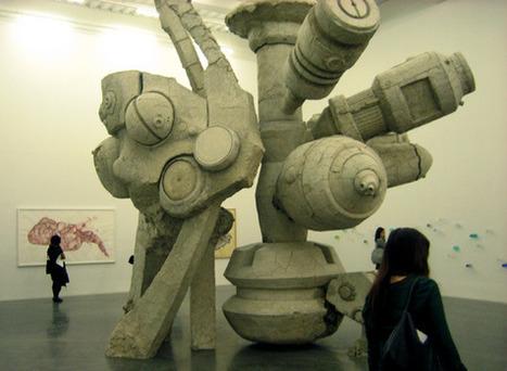 "Adrián Villar Rojas: ""A Person Loved Me"" | Art Installations, Sculpture, Contemporary Art | Scoop.it"