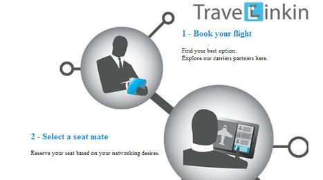 TraveLinkin: fai networking in volo! | BH Donna2 (al quadrato) | Scoop.it