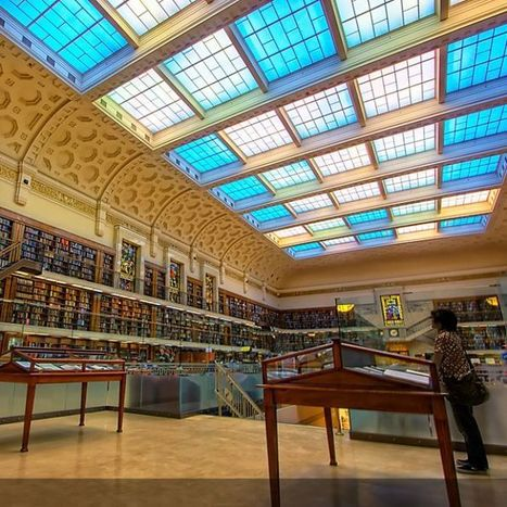 What is a library without books? | cgs libraries | Scoop.it