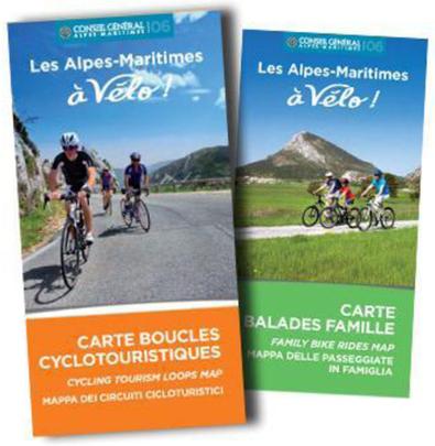 Cyclotourisme : la Côte d'Azur et les Alpes Maritimes à vélo - I-Voyages | oliv62710 | Scoop.it