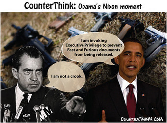 #Obama's #Nixon moment: Executive Order invoked to block release of incriminating Fast and Furious documents | Commodities, Resource and Freedom | Scoop.it
