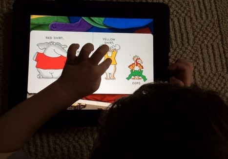 In Defense of e-Books | Publishing Digital Book Apps for Kids | Scoop.it