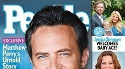 NEW 'PEOPLE' COVER: Matthew Perry Opens Up About His Alcoholism: 'It Was A Very Lonely Time For Me' | RECOVERY | Scoop.it