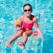 Keeping Your Pool Water Nice And Warm   Solar Pool Heating System   Scoop.it